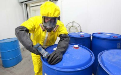 Hazardous Waste… Are You a Small or Large Quantity Generator?