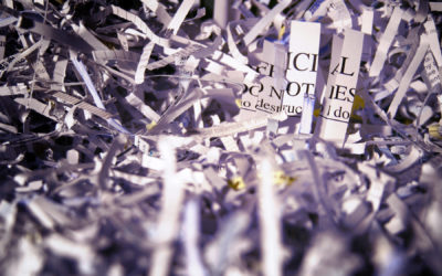 HIPAA Compliance in Document Destruction: What You Need to Know