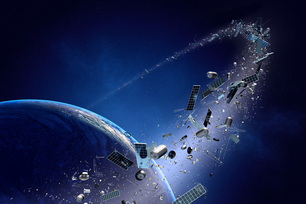 Space Waste? There's a Laser for That